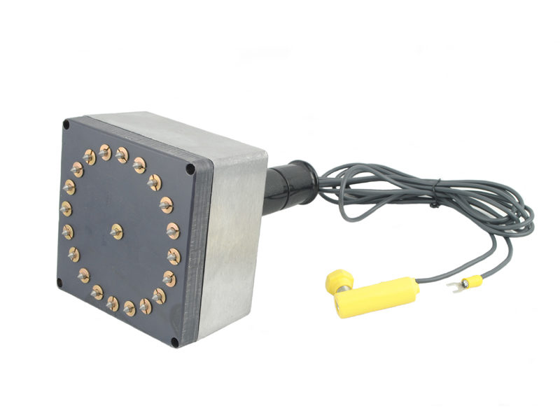 Sensor for determining the resistivity of biconical nipples (art. 2201)